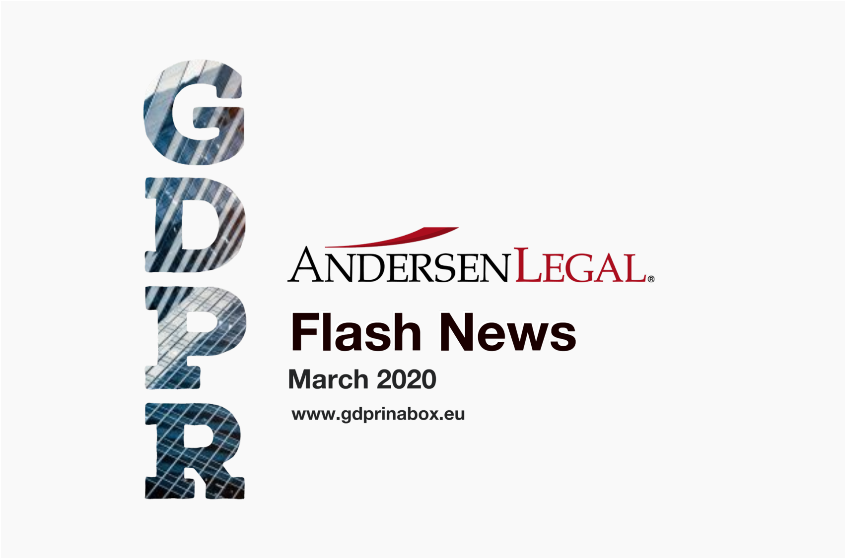 GDPR Flash News: Fine imposed for infringement of the right of access