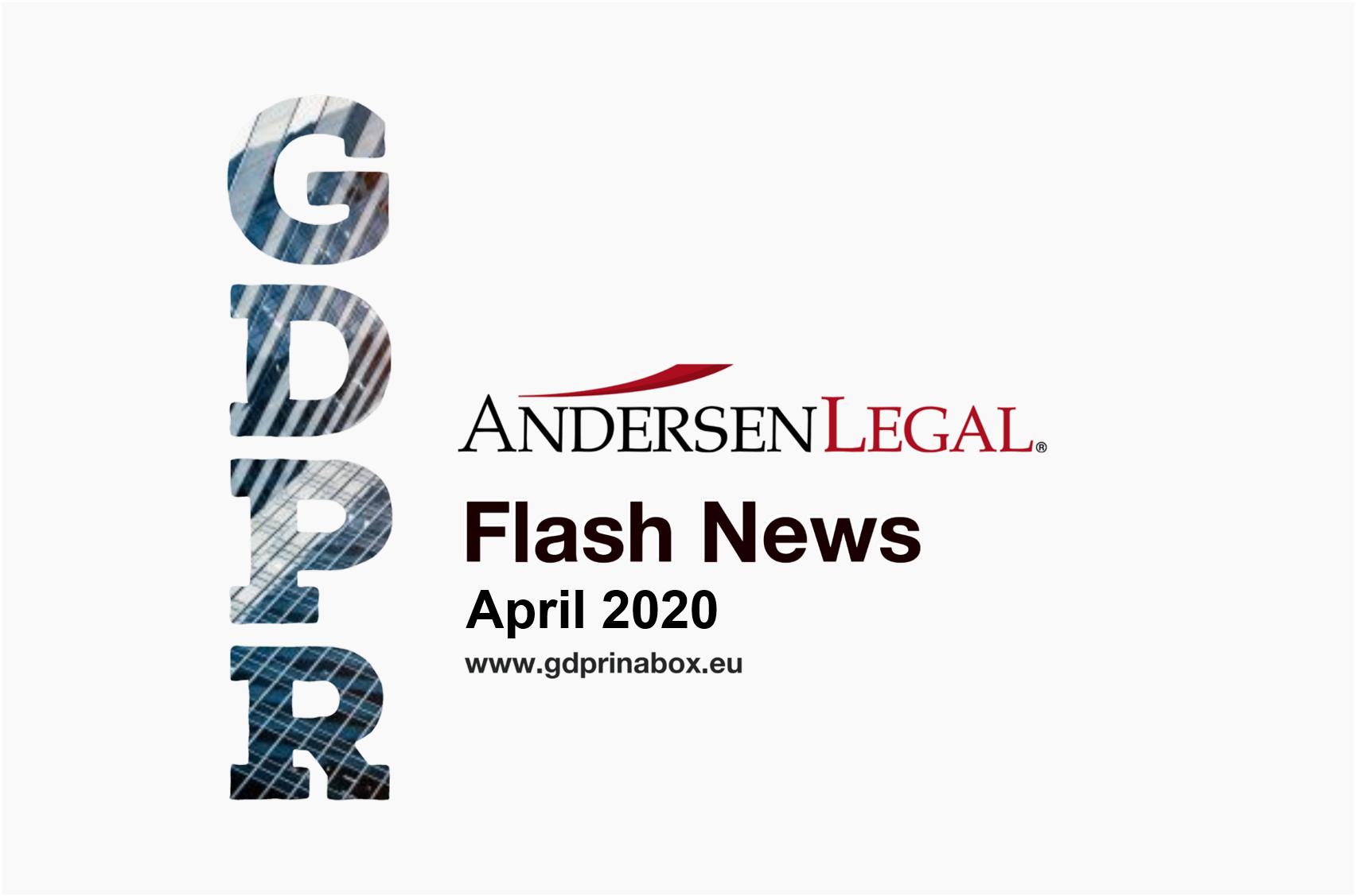 GDPR Flash News: Swedish Data Protection Authority imposing a fine on Google