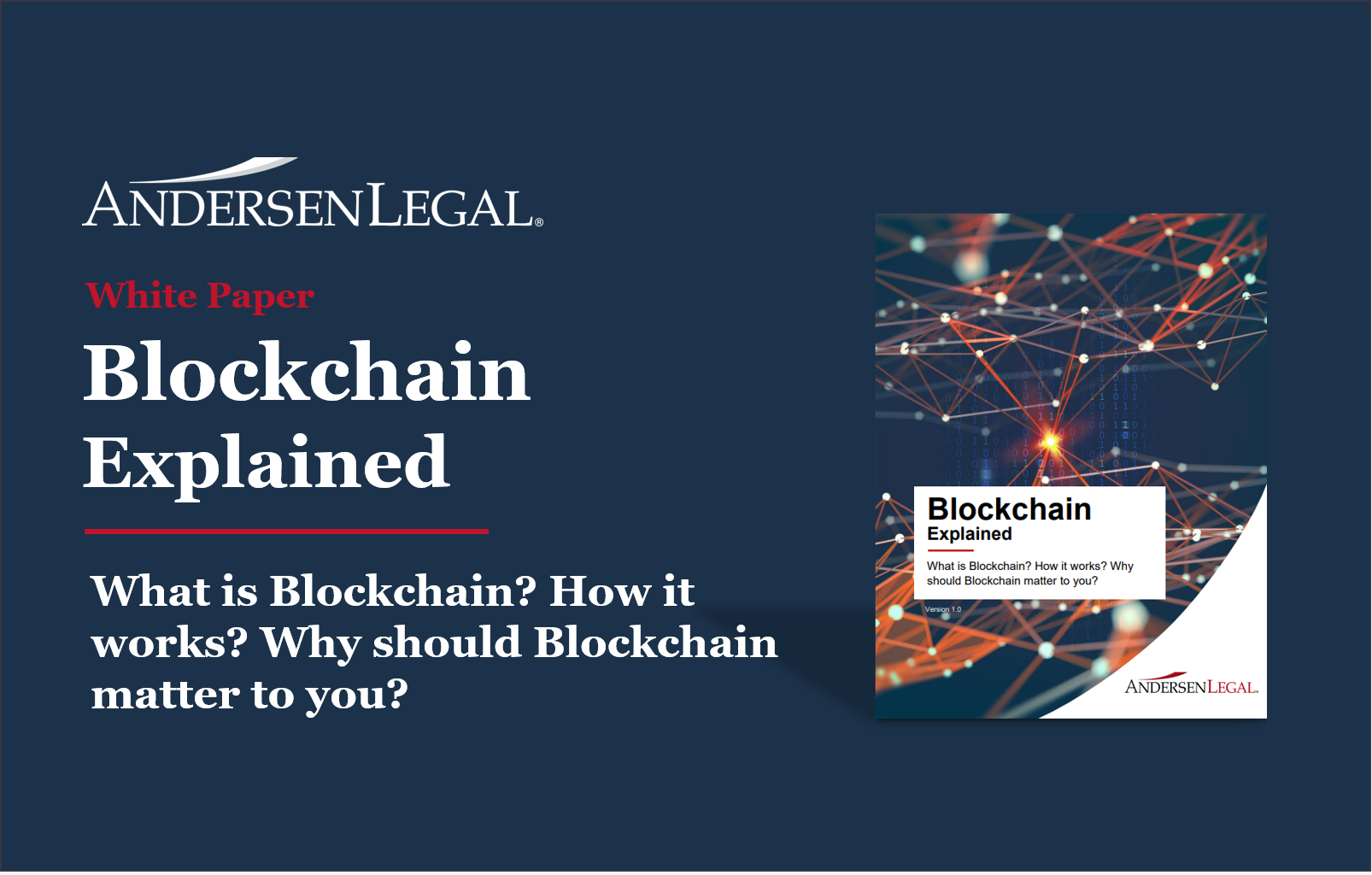 Blockchain Explained: Why should Blockchain matter to you?