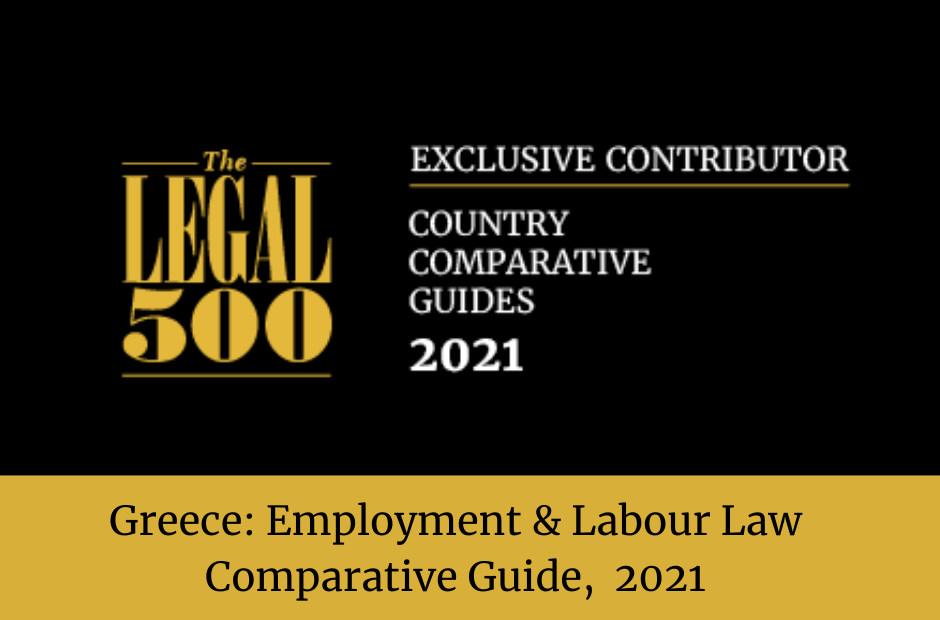 Andersen Legal: Exclusive contributor to The Legal 500 Employment & Labour Law Comparative Guide