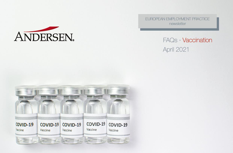 EU Employment Newsletter: FAQs Vaccines